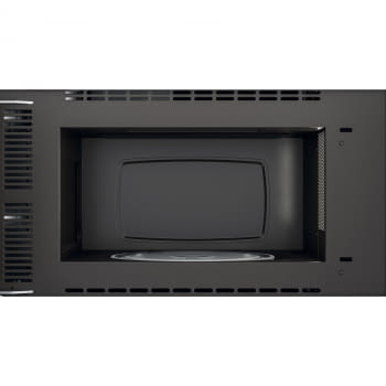 Microondas Integrable Whirlpool AMW 4920/IX Inox - Cristal Negro | Get Start | 22 litros | Grill | Stock - 4