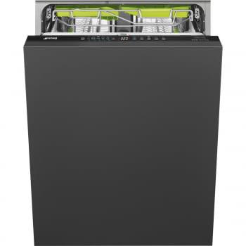 Lavavajillas Integrable Smeg ST363CL | 60cm | 13 cubiertos | 10 programas | 3 cestos | Motor Inverter | Clase C