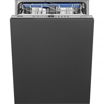 Lavavajillas Integrable Smeg STL323BL | 60cm | 13 cubiertos | FlexiDuo | 10 programas | 3 cestos | Motor Inverter | Clase B