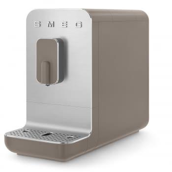 Cafetera Taupe Smeg BCC01TPMEU 50'Style con Molinillo Integrado |1 Tipo de Té & 7 de Café | Sistema Anti-Goteo | 100% Automática - 3