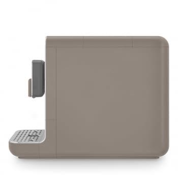 Cafetera Taupe Smeg BCC01TPMEU 50'Style con Molinillo Integrado |1 Tipo de Té & 7 de Café | Sistema Anti-Goteo | 100% Automática - 7