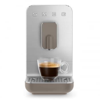 Cafetera Taupe Smeg BCC01TPMEU 50'Style con Molinillo Integrado |1 Tipo de Té & 7 de Café | Sistema Anti-Goteo | 100% Automática - 13