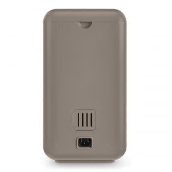 Cafetera Smeg Taupe BCC02TPMEU 50'Style con Vaporizador y Molinillo Integrado | 8 funciones y función vapor | Sistema Anti-Goteo | 100% Automática - 7