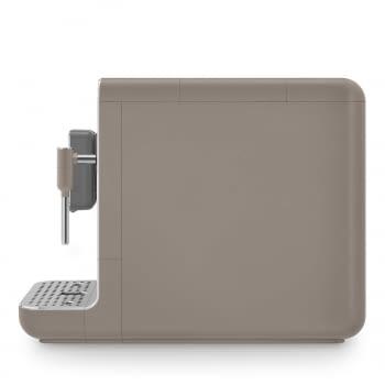 Cafetera Smeg Taupe BCC02TPMEU 50'Style con Vaporizador y Molinillo Integrado | 8 funciones y función vapor | Sistema Anti-Goteo | 100% Automática - 8