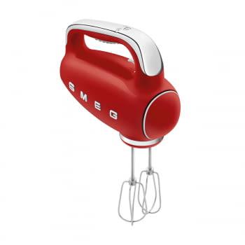 Batidora de Mano Smeg HMF01RDEU Roja | Amasadora de Varillas | 9 niveles de Velocidad | 50' Style - 3