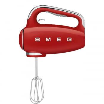 Batidora de Mano Smeg HMF01RDEU Roja | Amasadora de Varillas | 9 niveles de Velocidad | 50' Style - 4
