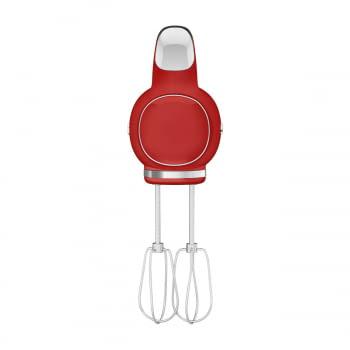 Batidora de Mano Smeg HMF01RDEU Roja | Amasadora de Varillas | 9 niveles de Velocidad | 50' Style - 5