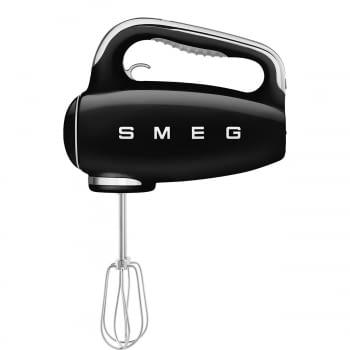 Batidora de Mano Smeg HMF01BLEU Negra  Amasadora de Varillas   9 niveles de Velocidad   50' Style - 2