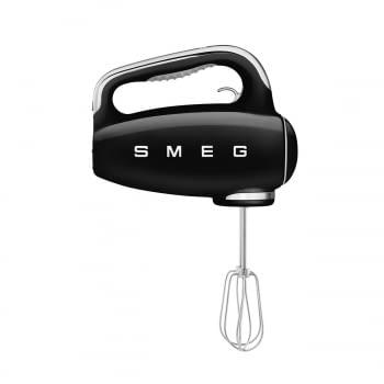 Batidora de Mano Smeg HMF01BLEU Negra  Amasadora de Varillas   9 niveles de Velocidad   50' Style - 4
