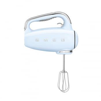 Batidora de Mano Smeg HMF01PBEU Azul pastel | Amasadora de Varillas | 9 niveles de Velocidad | 50' Style - 4