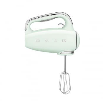 Batidora de Mano Smeg HMF01PGEU Verde pastel |  Amasadora de Varillas | 9 niveles de Velocidad | 50' Style - 4