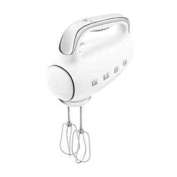 Batidora de Mano Smeg HMF01WHEU Blanco | Amasadora de varillas | 9 niveles de velocidad | 50' Style - 8