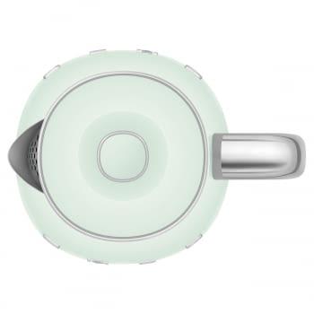 Hervidor Smeg KLF05PGEU en Verde Pastel | de 0.8 Litros | 3 tazas | Potencia de 1400W - 5