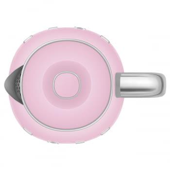 Hervidor Smeg KLF05PKEU en Rosa| de 0.8 Litros | 3 tazas | Potencia de 1400W - 5