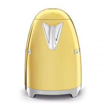 Hervidor Smeg KLF03GOEU en Color Oro | de 1.7 Litros | Máx. 100ºC con apagado automático - 2