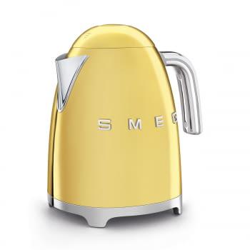 Hervidor Smeg KLF03GOEU en Color Oro | de 1.7 Litros | Máx. 100ºC con apagado automático - 3