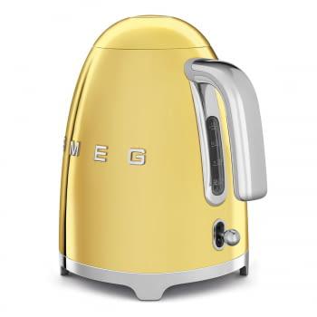 Hervidor Smeg KLF03GOEU en Color Oro | de 1.7 Litros | Máx. 100ºC con apagado automático - 5