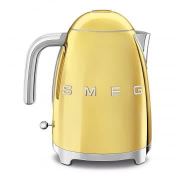 Hervidor Smeg KLF03GOEU en Color Oro | de 1.7 Litros | Máx. 100ºC con apagado automático - 6