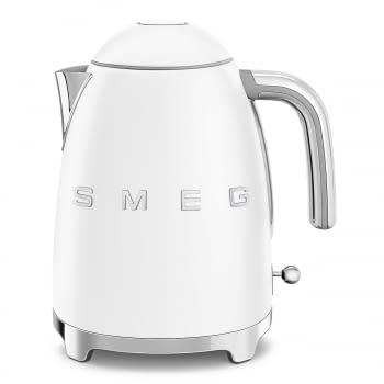 Hervidor Smeg KLF03WHMEU en color Blanco Mate de 1.7 Litros | Máx 100ºC con apagado automático - 1