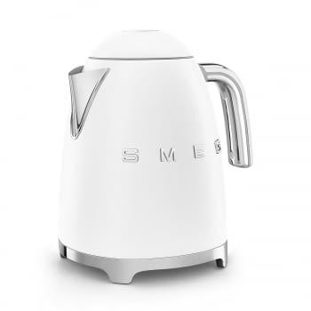 Hervidor Smeg KLF03WHMEU en color Blanco Mate de 1.7 Litros | Máx 100ºC con apagado automático - 3