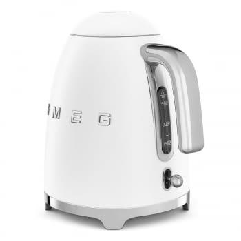 Hervidor Smeg KLF03WHMEU en color Blanco Mate de 1.7 Litros | Máx 100ºC con apagado automático - 6