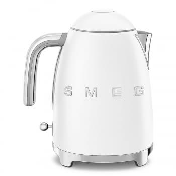 Hervidor Smeg KLF03WHMEU en color Blanco Mate de 1.7 Litros | Máx 100ºC con apagado automático - 7
