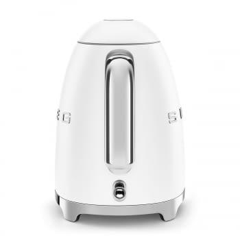 Hervidor Smeg KLF03WHMEU en color Blanco Mate de 1.7 Litros | Máx 100ºC con apagado automático - 8
