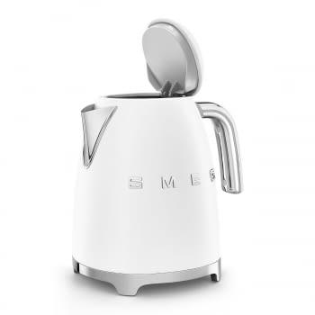 Hervidor Smeg KLF03WHMEU en color Blanco Mate de 1.7 Litros | Máx 100ºC con apagado automático - 9