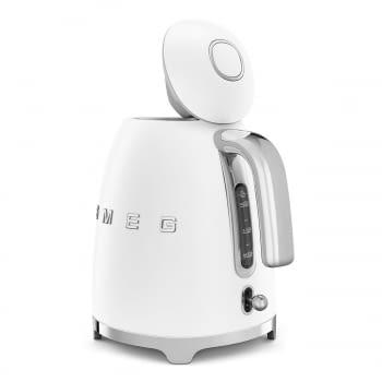 Hervidor Smeg KLF03WHMEU en color Blanco Mate de 1.7 Litros | Máx 100ºC con apagado automático - 10