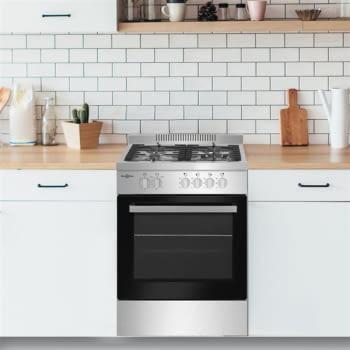 Cocina Gas Natural Profesional Vitrokitchen PF6060IN | 4 Fuegos | 60cm | Inox - 3