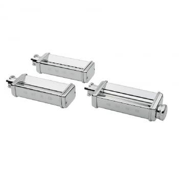 Accesorio SMPC01 SMEG Kit amasador y cortadores de pasta (3 accesorios)   Compatible con: SMF01, SMF02, SMF03, SMF13 - 1