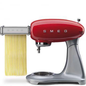 Accesorio SMPC01 SMEG Kit amasador y cortadores de pasta (3 accesorios)   Compatible con: SMF01, SMF02, SMF03, SMF13 - 3