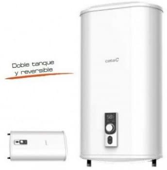 Termo Calentador Cata CTRS80 Reversible | Slim Doble Tanque | 1200w-2000w