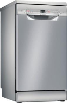 Lavavajillas Bosch SRS2HKI59E Inox de 45cm | 9 Servicios | Extra Secado | Motor EcoSilence | Serie 2 | Clase E