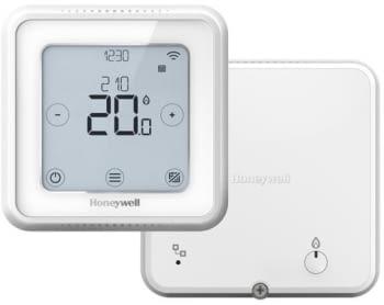Honeywell CronoTermostato Wifi Lyric T6 Color Blanco | Termostato Programable y con Geolocalización | Conexión Hilar a Pared