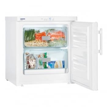 Congelador portátil Blanco Liebherr GX 823 | 63,1x55,3x62,4cm | SmartFrost | Clase F - 1
