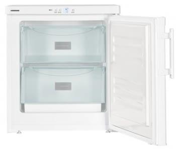 Congelador portátil Blanco Liebherr GX 823 | 63,1x55,3x62,4cm | SmartFrost | Clase F - 2