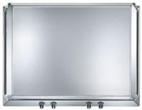 SMEG C70CX/1 Tapa Inoxidable para Encimeras SMEG de 70 cm