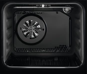 Cocina Vitrocerámica Zanussi ZCV65311XA Inox de 85 x 60 cm con 4 zonas y Horno Grill Multifunción Clase A - 3