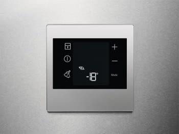 Congelador Vertical Electrolux EUF2744AOW Libre Blanco de 186 cm No Frost FastFreeze Clase A+ - 4