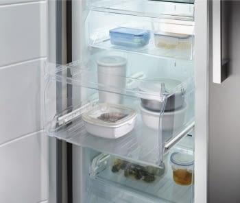 Congelador Vertical Electrolux EUF2744AOW Libre Blanco de 186 cm No Frost FastFreeze Clase A+ - 5
