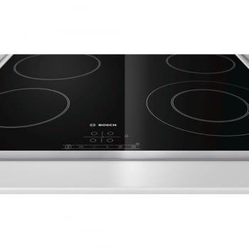 Placa Vitrocerámica Bosch PKF645B17E de 60 cm con 4 Zonas de cocción | TouchSelect | Serie 4 - 2