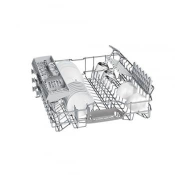 Lavavajillas Bosch SMV41D10EU Integrable de 60 cm con 12 servicios | Motor EcoSilence Clase A++ - 4