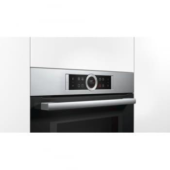 Horno Microondas Bosch CMG633BS1 Inoxidable de 60 cm | 14 Recetas pre-programadas Gourmet | Función Sprint | Serie 8 - 2