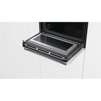 Horno Microondas Bosch CMG633BS1 Inoxidable de 60 cm | 14 Recetas pre-programadas Gourmet | Función Sprint | Serie 8 - 3