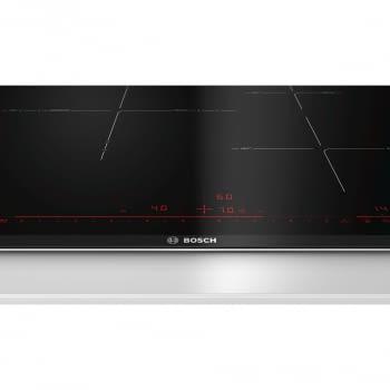 Placa de Inducción Bosch PID775DC1E | 70cm con encastre 60cm | 3 Zonas  -  Max.32 cm | Fácil Control y Regulación - 2