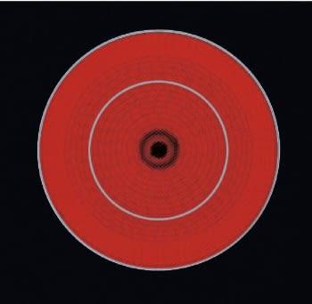 Placa Vitrocerámica AEG HK623021FB 60 cm Inoxidable 3 zonas (1 doble) de cocción - 6