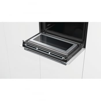 Horno Microondas Bosch CMG676BS1 Pirolítico Inoxidable de 60 cm | Asistente de cocción | Serie 8 - 3
