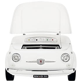Smeg SMEG500B Frigorífico Blanco Diseño Fiat 500 Años 50 A+ ¡Envío Gratis! - 2