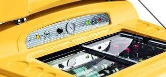 Smeg SMEG500G Frigorífico Amarillo | Diseño capó coche | Línea Retro Años 50 | A+ | ¡Envío Gratis! - 3